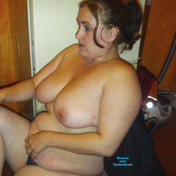 Amateur - Big Tits, BBW, Brunette, Shaved