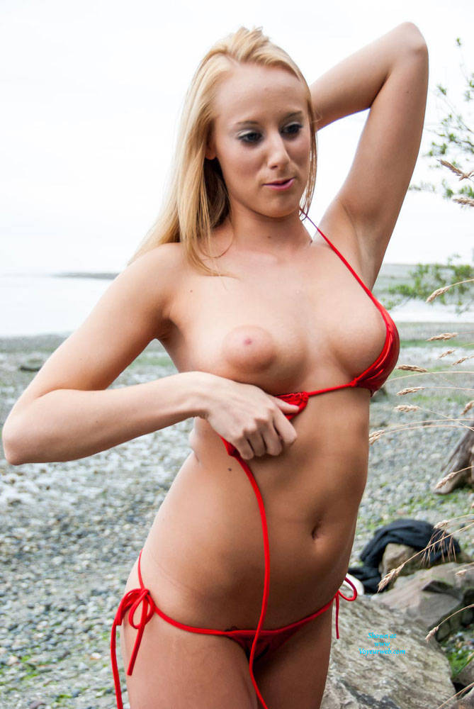 Young Blonde On The Beach - Big Tits, Bikini, Blonde Hair, Exposed In Public, Firm Tits, Flashing Tits, Flashing, Huge Tits, Nude Beach, Nude In Nature, Nude In Public, Perfect Tits, Showing Tits, Beach Tits, Beach Voyeur, Hot Girl, Sexy Body, Sexy Boobs, Sexy Face, Sexy Figure, Sexy Girl, Sexy Legs, Teens, Young Woman , Young, Blonde, Teen, Nude, Beach, Red Bikini, Tits, Legs