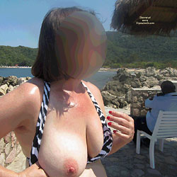 Cruise Ship Fun - Big Tits