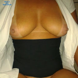Wife of a Co-Worker Wonderful - Big Tits