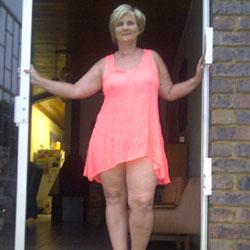 C Thru - Blonde, Dressed, High Heels Amateurs, See Through