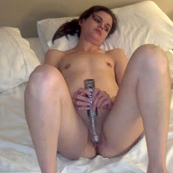 Favorite Toy - Brunette, Masturbation, Toys