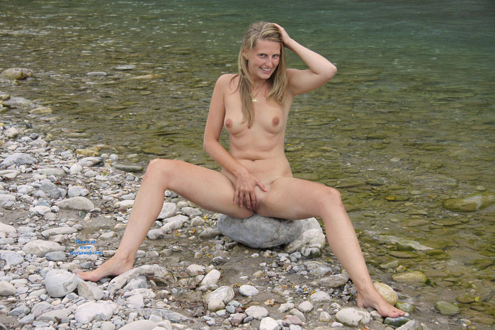 Naked At The River 26