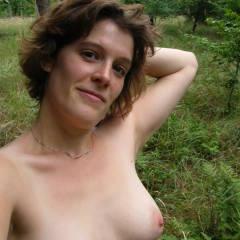 Small tits of my girlfriend - Fran