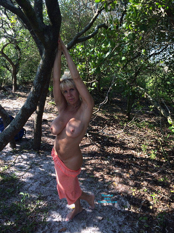 Pic #7 Erotic Beach - Beach, Big Tits, Blonde