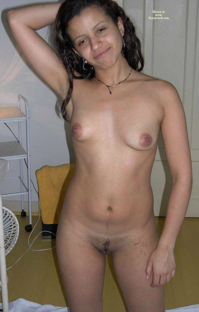 Pic #1 - Feeling Naughty - Brunette Hair, Perfect Tits , I'm Always Horny And I Just Wanted To Show My Nude Body