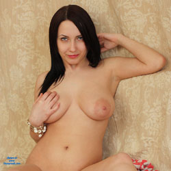 Joliesse - Big Tits, Brunette Hair, Shaved