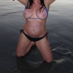 Large tits of my wife - pinky2