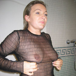 Transparent - Big Tits, See Through