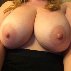 My extremely large tits - Sexayslave