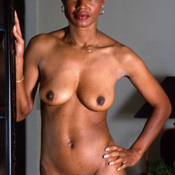 Slick - Big Tits, Ebony, Shaved