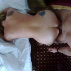 My wife's ass - Molly