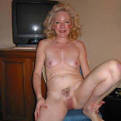 Ms - Blonde, Lingerie, Wife/Wives, Bush Or Hairy
