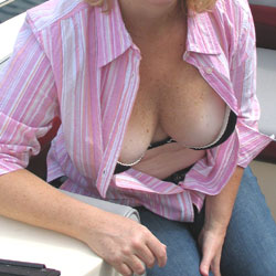 At The Lake - Big Tits, Wife/Wives