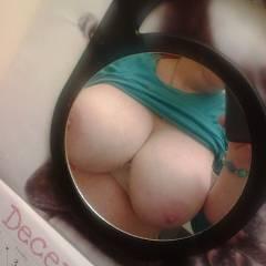 My very large tits - Bobbie