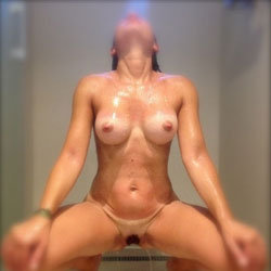 Shower Time - Firm Ass, Wet
