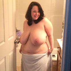 My Wife - Big Tits, Brunette, Wife/Wives, BBW