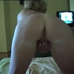 Backview - Close-Ups, Masturbation