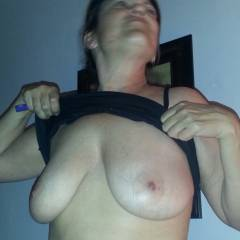Large tits of my ex-wife - Cattie