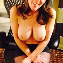 Medium tits of my girlfriend - francis