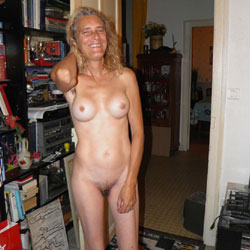 J'adore M'exhiber Sur le Net - Big Tits, Blonde