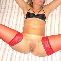Lady in Red 1 - Lingerie, Wife/Wives