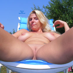 Hot Milf Adri - Big Tits, Blonde, Shaved