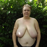 My extremely large tits - saucysueuk