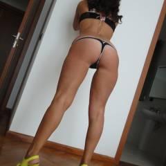 My wife's ass - vanessa