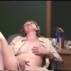 Horny Mom Orgasm - Big Tits, Masturbation