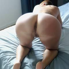 My wife's ass - Ma femme