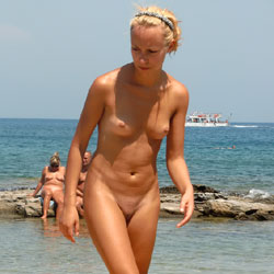 Love To Be Nude Outside - Beach