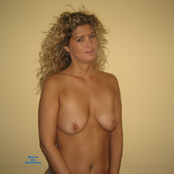 Colorful Pictures - Blonde, Medium Tits, Natural Tits