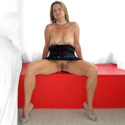 Dressed For Dinner - Big Tits, Shaved