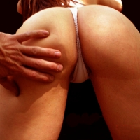 My wife's ass - Jerri