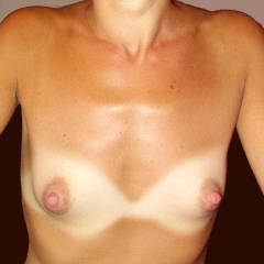 Very small tits of my wife - Wifey