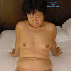 Asian Wife - Wife/Wives, Bush Or Hairy, Asian, Brunette
