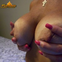 My large tits - Hot Annie