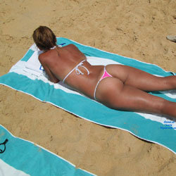 Hawaiian Vacation - Beach, Bikini Voyeur, Wife/Wives