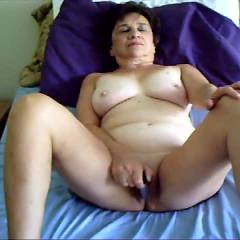 Cumming For You - Big Tits, Brunette, Masturbation, Toys