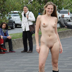 Happy Public Nudity In Boots - Blonde Hair, Erect Nipples, Exposed In Public, Firm Tits, Flashing, Full Nude, Heels, Naked Outdoors, Nipples, Nude In Public, Perfect Tits, Hairless Pussy, Sexy Body, Sexy Boobs, Sexy Figure, Sexy Girl, Sexy Legs, Sexy Woman