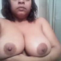 Large tits of my ex-wife - Miriam