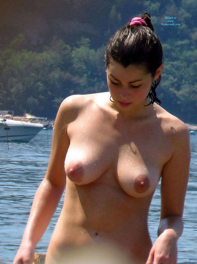 Wet And Big Tits - Big Tits, Brunette Hair, Exposed In Public, Firm Tits, Full Nude, Hard Nipple, Naked Outdoors, Nude In Nature, Perfect Tits, Showing Tits, Water, Wet, Beach Tits, Beach Voyeur, Sexy Body, Sexy Boobs, Sexy Figure, Sexy Girl, Sexy Woman , Wet, Big Tits, Sexy, Brunette, Nipples, Outdoor, Beach