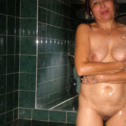 Gladys Cachuita - Big Tits, Bush Or Hairy, Brunette