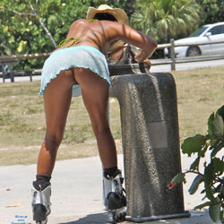 Sbabe Collection - Flashing, Public Exhibitionist, Public Place, Shaved