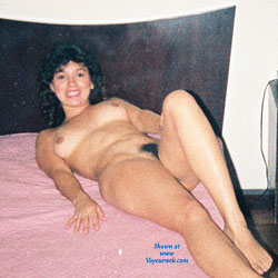 Vintage Photos Part 2 - Brunette, Bush Or Hairy, vintage nude pics