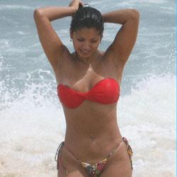 Praia do Lazer - Beach, Bikini Voyeur