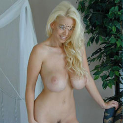 Judy - Big Tits, Blonde, Bush Or Hairy