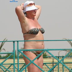 Russian Beach Mature - Beach, Bikini Voyeur