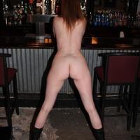My wife's ass - T
